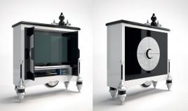 Mueble de Televisión de diseño Ref L82000