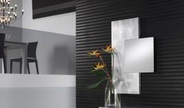 Espejo Rectangular Lacado Ref L87000