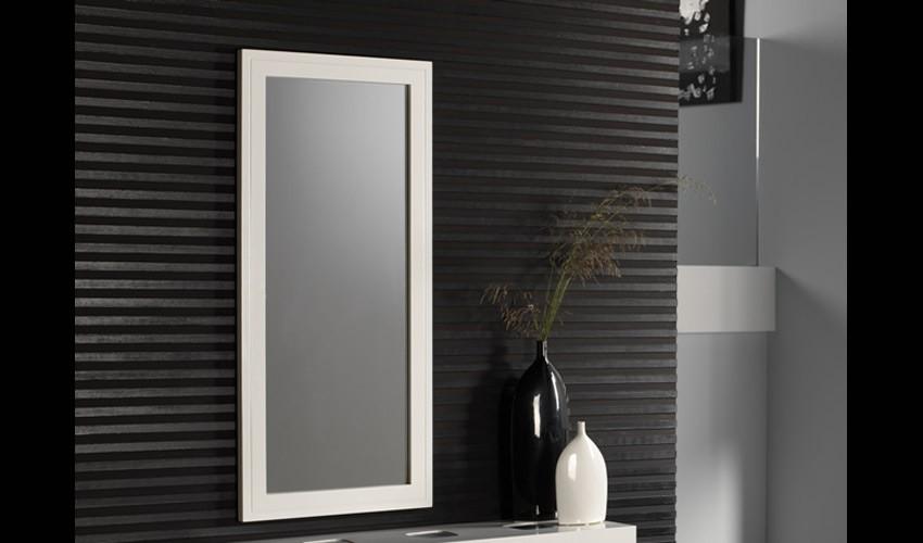 Espejo Rectangular Lacado Ref L91000