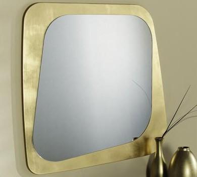 Espejo recibidor ovalado ref l93000 for Espejo ovalado