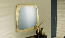Espejo Recibidor Ovalado Ref L93000