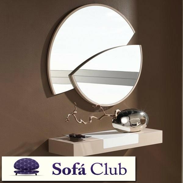 espejo recibidor redondo ref l110000 On espejo redondo recibidor