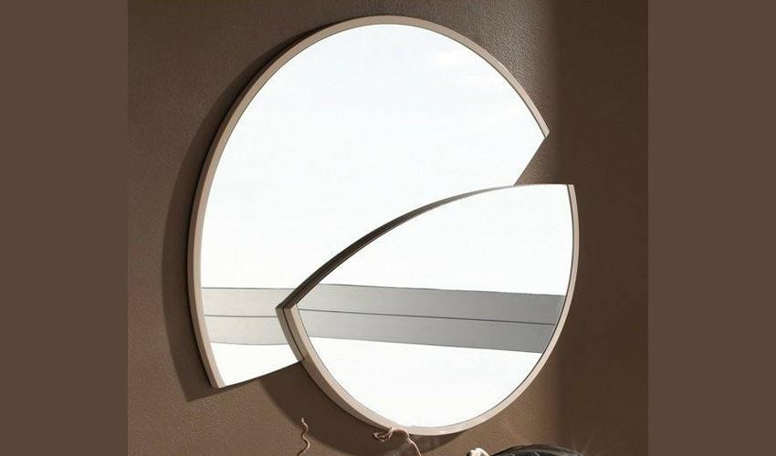 Espejo recibidor redondo ref l110000 for Espejos redondos modernos