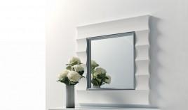 Espejo Recibidor Cuadrado de Diseño Ref L117000