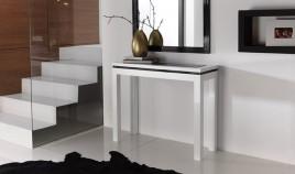 Consola recibidor de diseño con Formas rectas Ref L121000