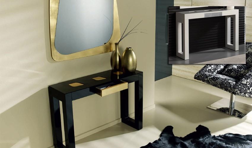 Credenzas Modernas Para Recibidor : Mesas para recibidor fabulous mesa de pasillo