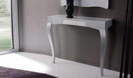 Consola Recibidor con Patas en Haya y cajón Ref L125000