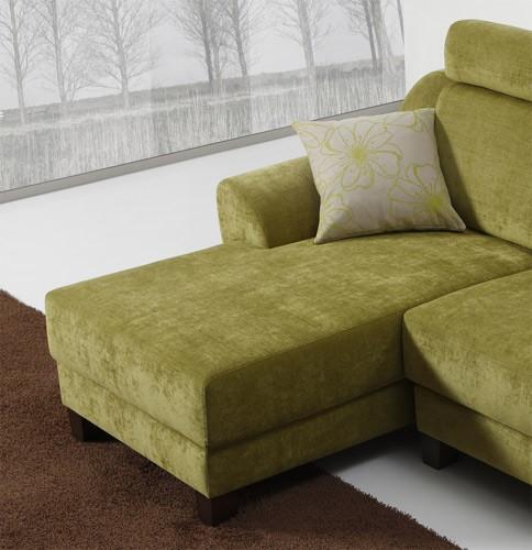 D13100 sof de exclusivo dise o en 3 2 1 plazas con opci n for Sofa 2 plazas mas chaise longue