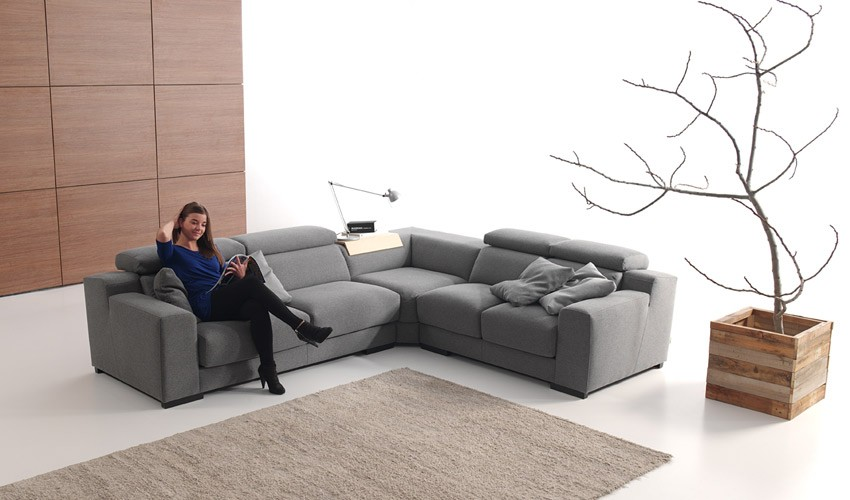 A47300 Disponible en Rinconera, con Chaiselongue y en 3, 2 y 1 plaza.