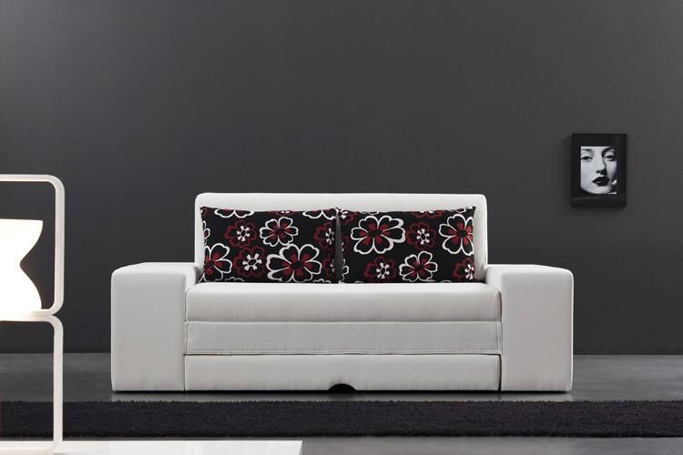 D14100 Práctico y Elegante Sofá Cama disponible en 2 y 1 plazas