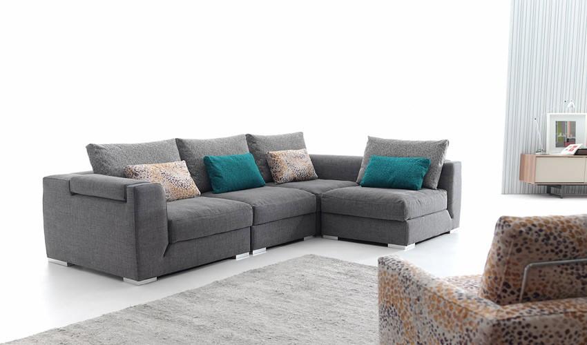 Sofa esquinero moderno precio for Los mejores sofas