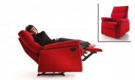 A54000 Sillón Relax con opción manual o motorizada