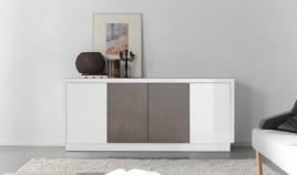 Mueble Aparador Lacado con detalle Cerámico Ref L143000