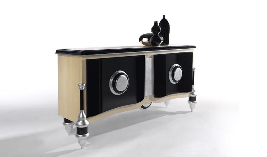 Armario Cama Plegable Ikea ~ Elegante Aparador con acabado lacado a elegir
