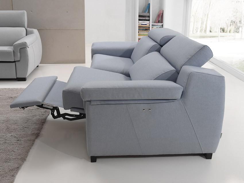 Sof chaiselongue relax disponible tambien en 3 2 y 1 plazas for Sofas 4 plazas reclinables