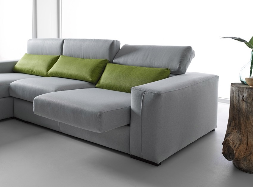 Sof cama con apertura italiana disponible en 3 y 2 plazas for Sofa apertura italiana