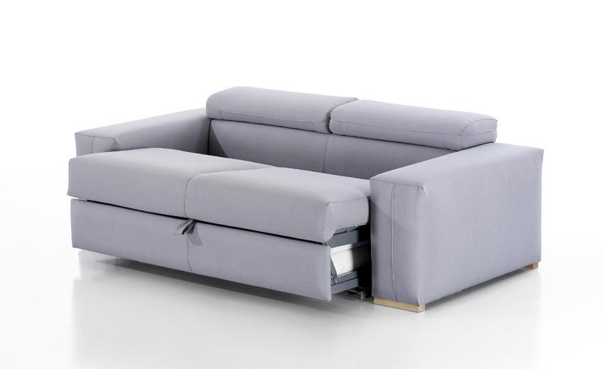 Sof cama con apertura italiana disponible en 3 y 2 plazas for Sofa cama 2 plazas oferta