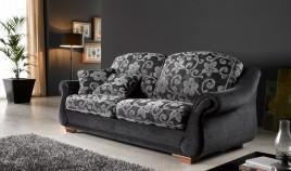 A76000 Sofá Clásico disponible en 3, 2 y 1 Plazas, Rinconera y Chaiselongue