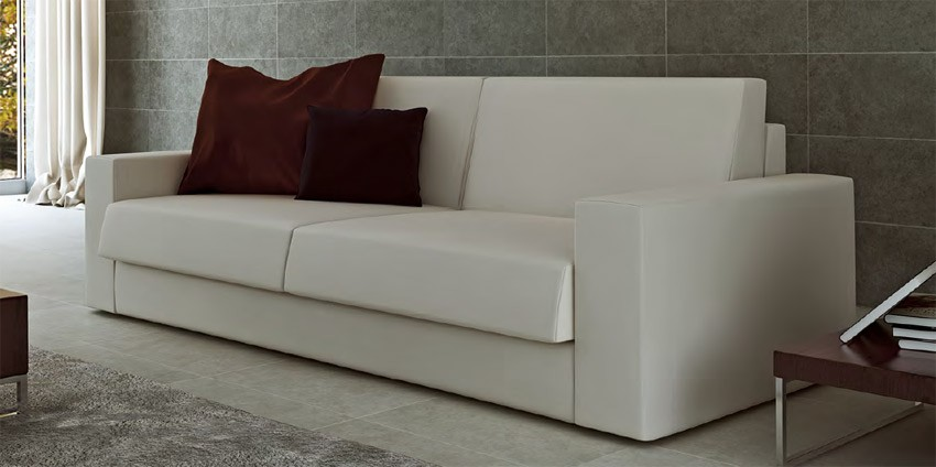 D51000 sof cama de dise o con sistema de apertura italiano for Sofas cama dos plazas sistema italiano