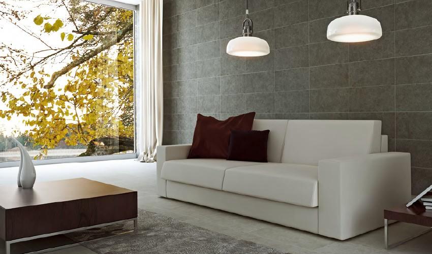 D51000 sof cama de dise o con sistema de apertura italiano for Camas plegables diseno italiano