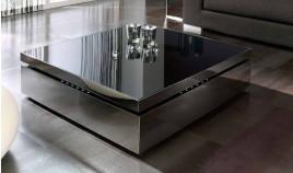 Mesa de centro Elevable con hueco guarda objetos Ref Q40000