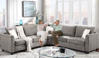 Claves para elegir tu sofá rinconera