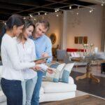 Cómo escoger el color perfecto de tu sofá