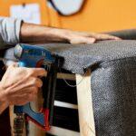 ¿Cuál es el mejor material para tapizar un sofá?